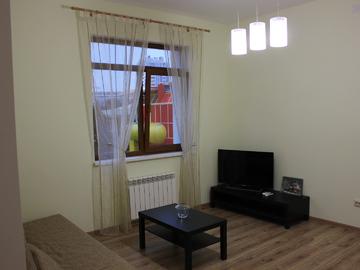 пр. Пушкина - Двухкомнатная квартира в доме клубного типа с бассейном