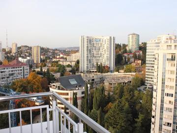 ЖК Миллениум Тауэр - двухкомнатная квартира