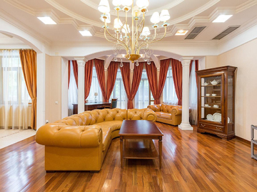 пр. Пушкина - Четырехкомнатные апартаменты в клубном доме