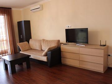 015 Квартира на Первомайской с двумя балконами