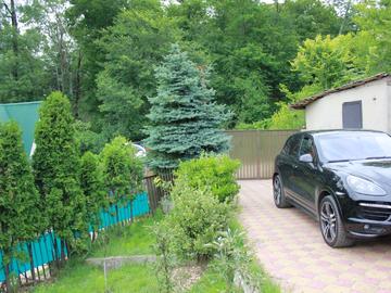 Дом с участком 8,5 сот. с бассейном в садовом товариществе с большим садом
