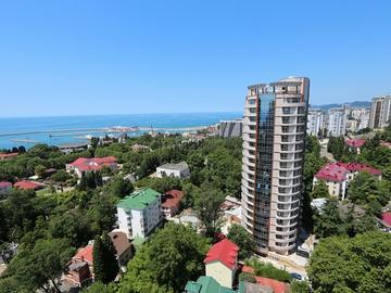 120 Квартира в центре Cочи у к/з Фестивальный