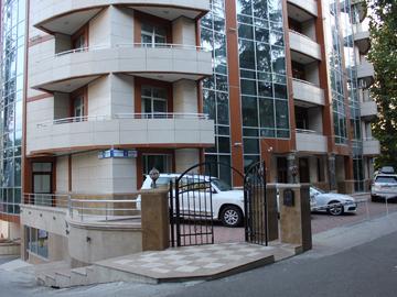 ЖК Нагорная 1 - Двухкомнатная квартира в центре с видом на море и отрытым балконом