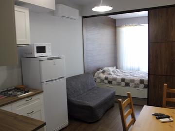140 Студия на Черноморской набережной 39 кв.м.
