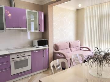 802 Двухкомнатная квартира в ЖК Крокус
