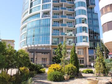 202 Апартаменты на первой линии моря в Сочи