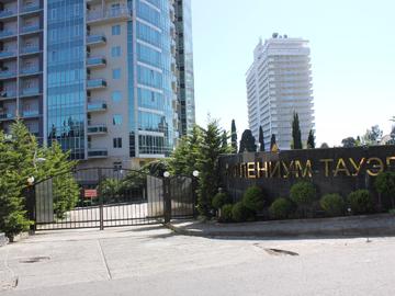 201 Апартаменты на первой линии моря в Сочи