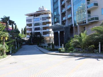 203 Апартаменты на первой линии моря в Сочи
