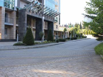 204 Апартаменты на первой линии моря в Сочи