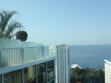 Трехкомнатная квартира с видом на море - Миллениум тауэр