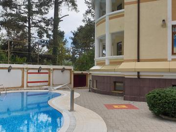 пр. Пушкина - Элитный клубный дом с огороженной территорией у моря с бассейном