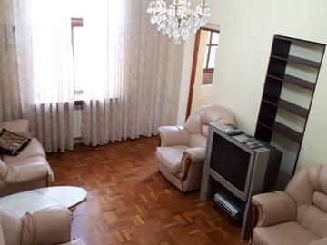 Двухкомнатная квартира в центре Сочи в Сталинском доме