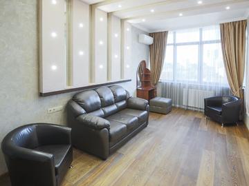 ЖК Воровского 41 - Трехкомнатная квартира в центре Сочи
