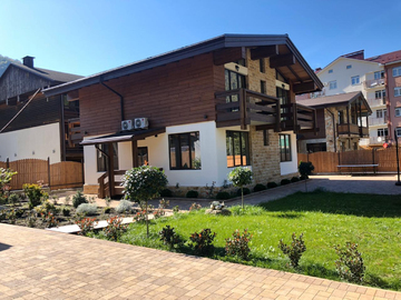 Дом в Красной поляне - Напротив отеля Мариотта