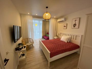ЖК «Дом у Дендрария» - Квартира с тремя отдельными комнатами и двумя ванными