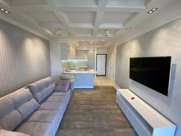 ЖК Виктория - Двухкомнатная квартира в современном стиле в элитном жилом комплексе